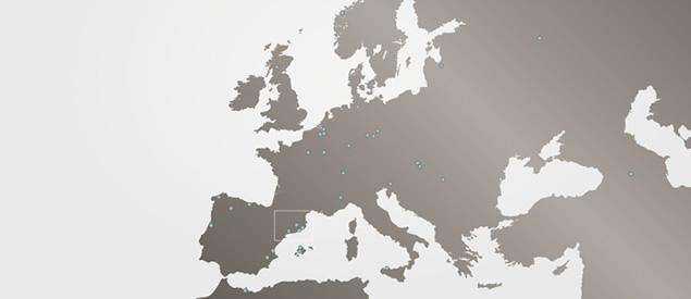 Art nouveau european route map art nouveau in the world gumiabroncs Images