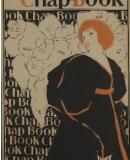 "Frank Hazenplug. Poster for the journal ""The Chap-Book,"" (""The Red Lady""), 1896. Private collection. © Marianne Franke"