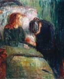 Edvard Munch, 1907. Enfant malade © Munch Museum / Munch-EllingsendGroup/DACS 2002