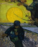 Vincent van Gogh. <em> The Sower </em>,1888 (detail) ©Van Gogh Museum, Amsterdam, Vincent van Gogh Foundation