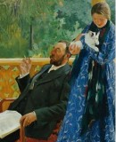 Boris Michailovi&#269; Kustodiev. <em>The Family</em>, 1905 © Belvedere, Vienna