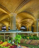 Queensboro Bridgemarket. Guastavino Company for Henry Hornbostel, 1908. Image © Michael Freeman.