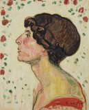Ferdinand Hodler. <em>Retrato de Valentine Godé-Darel</em> | 1912 © Leopold, Private Collection