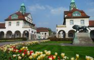 Sprudelhof - the biggest Art Nouveau ensemble of Europe