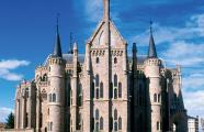 Antoni Gaudí, 1887-1893. Bishop's Palace. Astorga