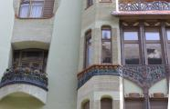 HOUSE OF HUNGARIAN ART NOUVEAU - BEDÖ HOUSE, BUDAPEST, HUNGARY