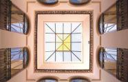 Skylight in the Centre Cultural Gómez Tortosa