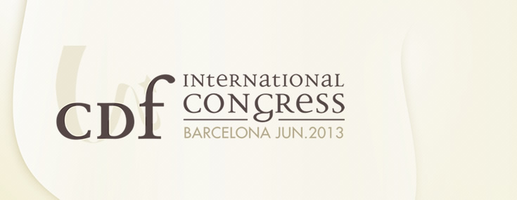 coupDefouet International Congress, Barcelona JUN.2013