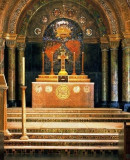 The Tiffany Chapel ©Photo from: Alchetron. Free Social Encyclopedia for the World
